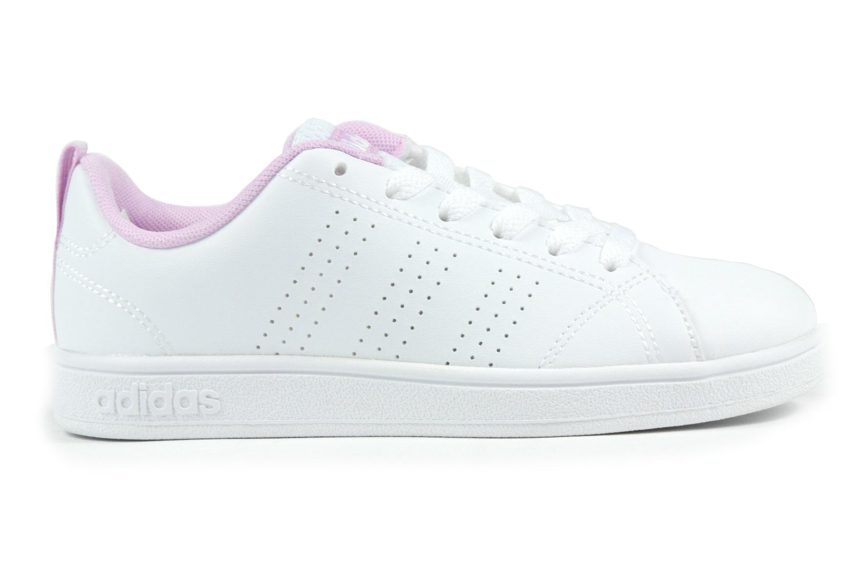 Adidas Advantage Clean Junior tennisschoenen