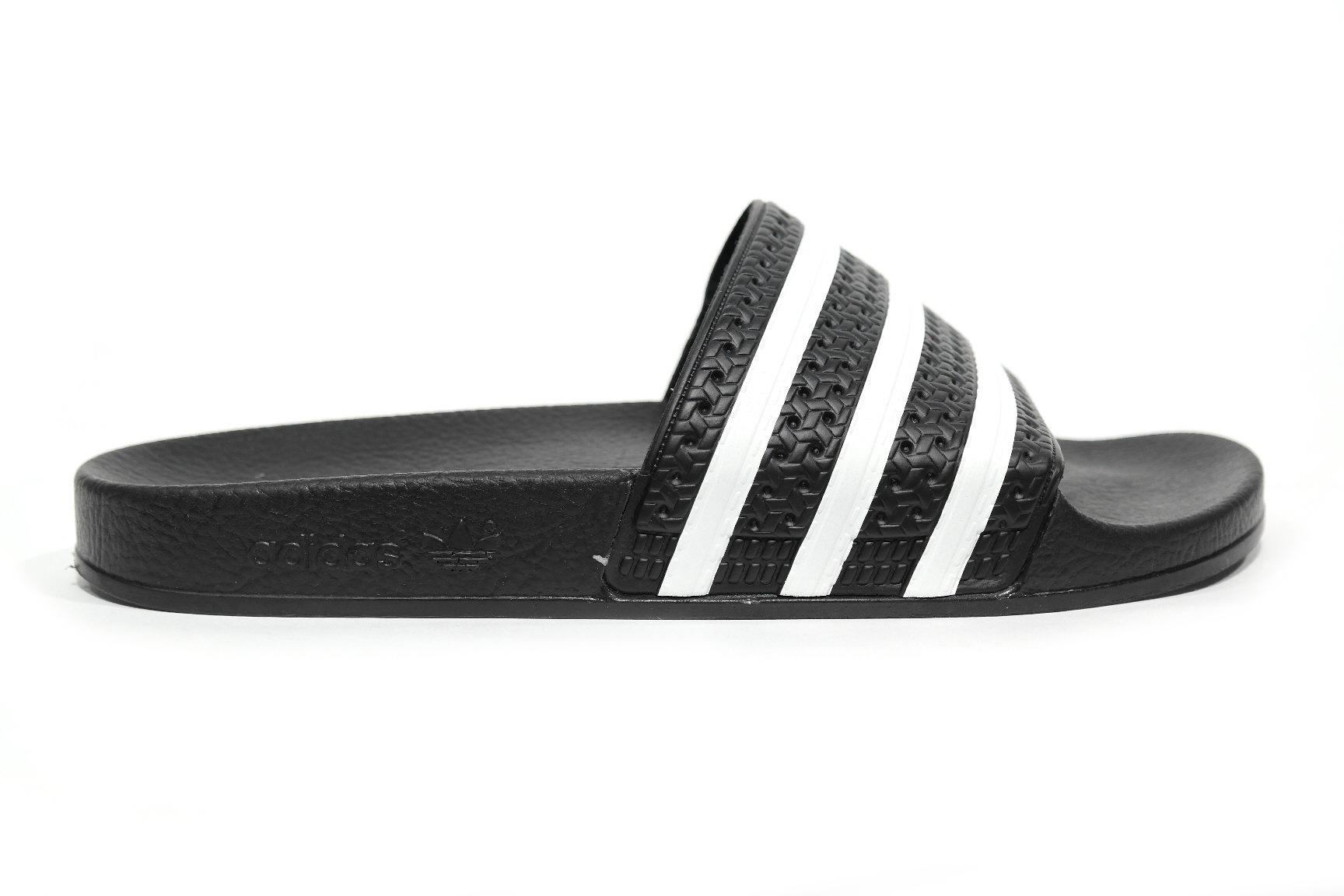 badslipper Adidas Adilette 280647 ADILETTE ZWART