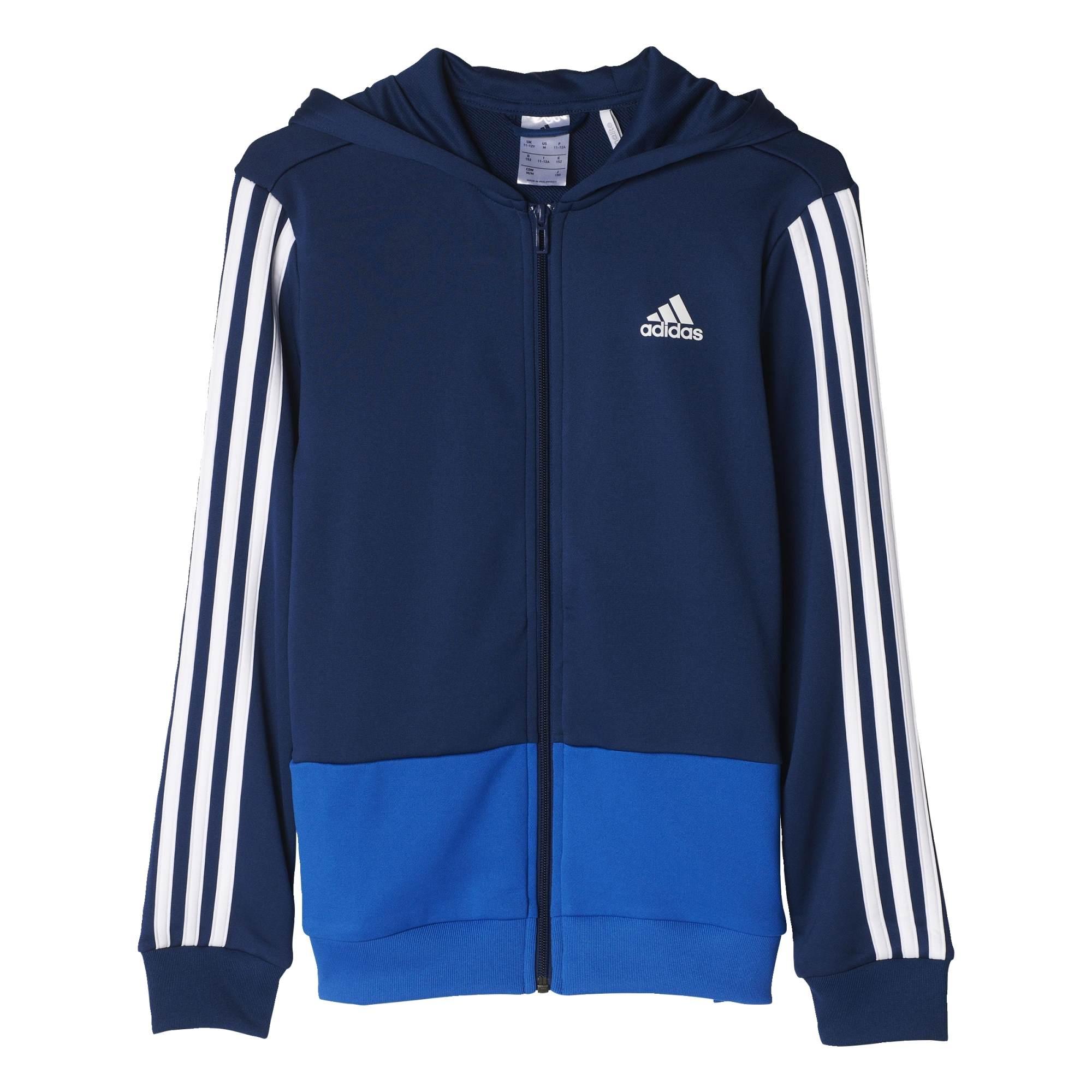 Adidas FZ Hoody Jongens sportsweater