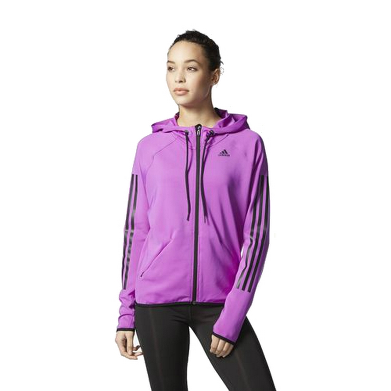 Adidas Gym FZ Hoody Dames sportsweater