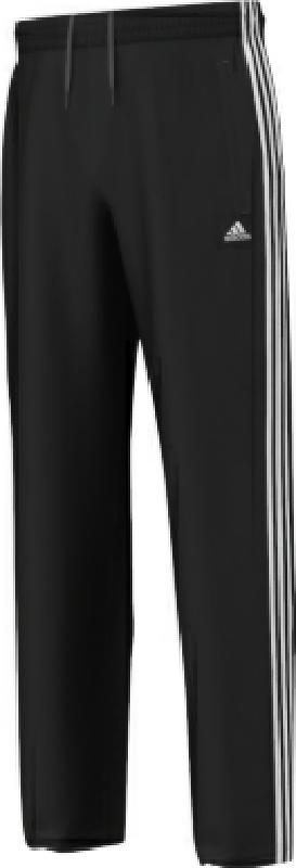 Adidas +hele witte strepen Heren sportbroek