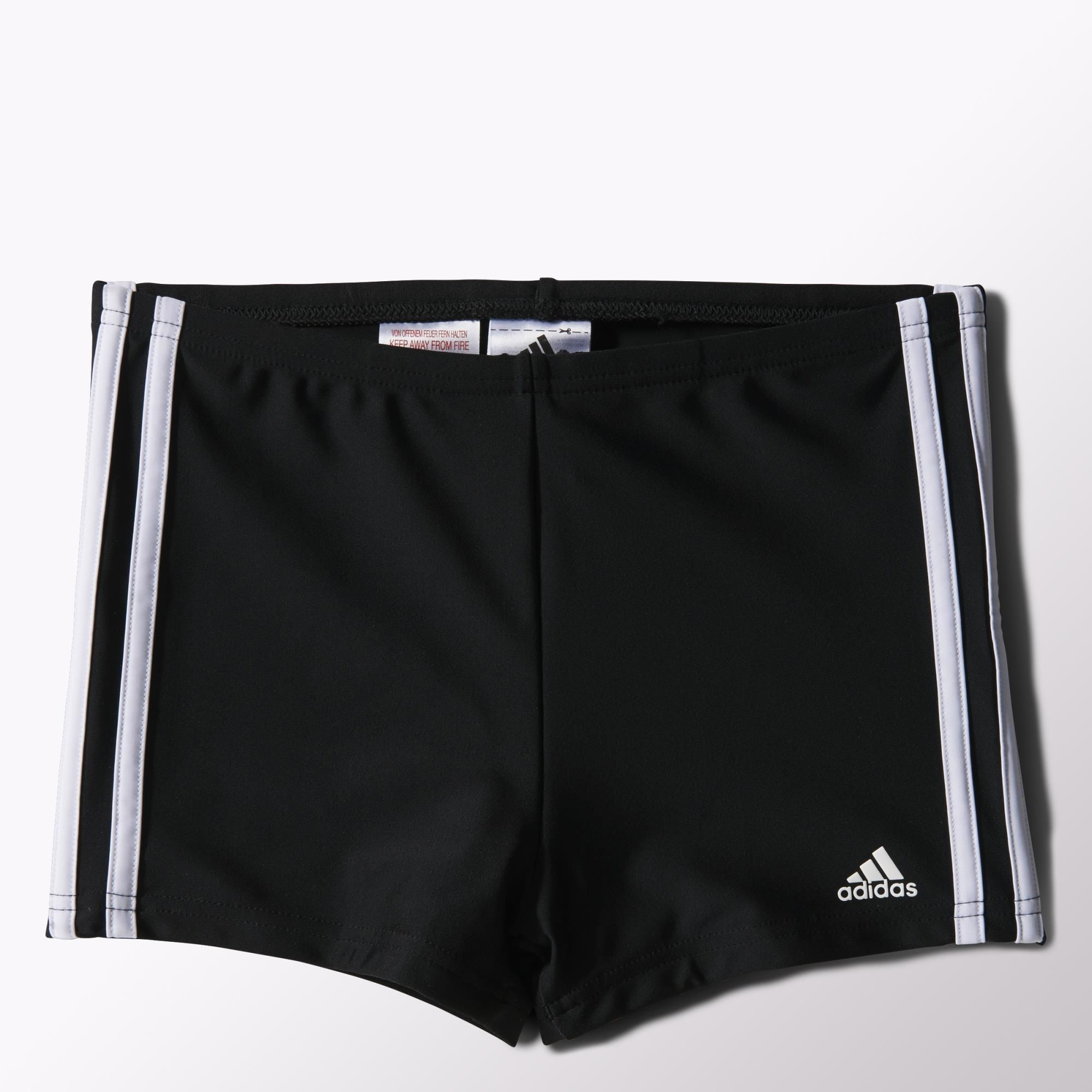 heren zwembroek Adidas S22947 BOXER ZWART