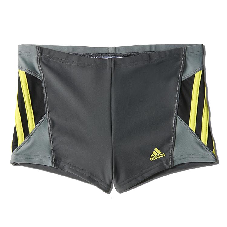 jongens zwem short Adidas S22862 JR antraciet
