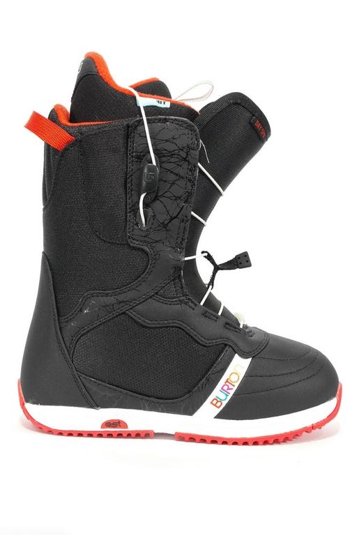 Burton Dames snowboard schoenen zwart - Snowboardschoenen ...