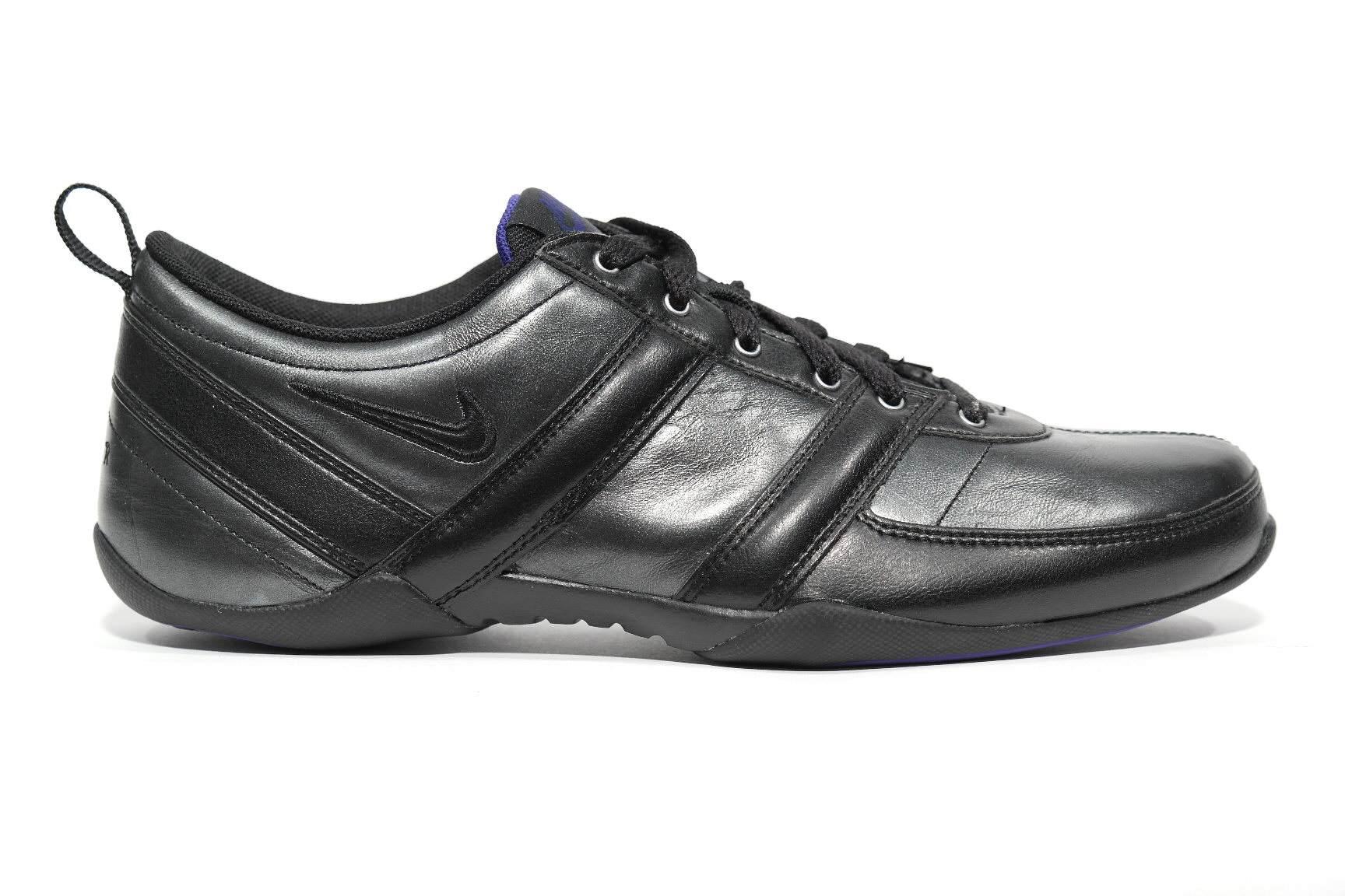 Nike Kinderschoenen Zwart