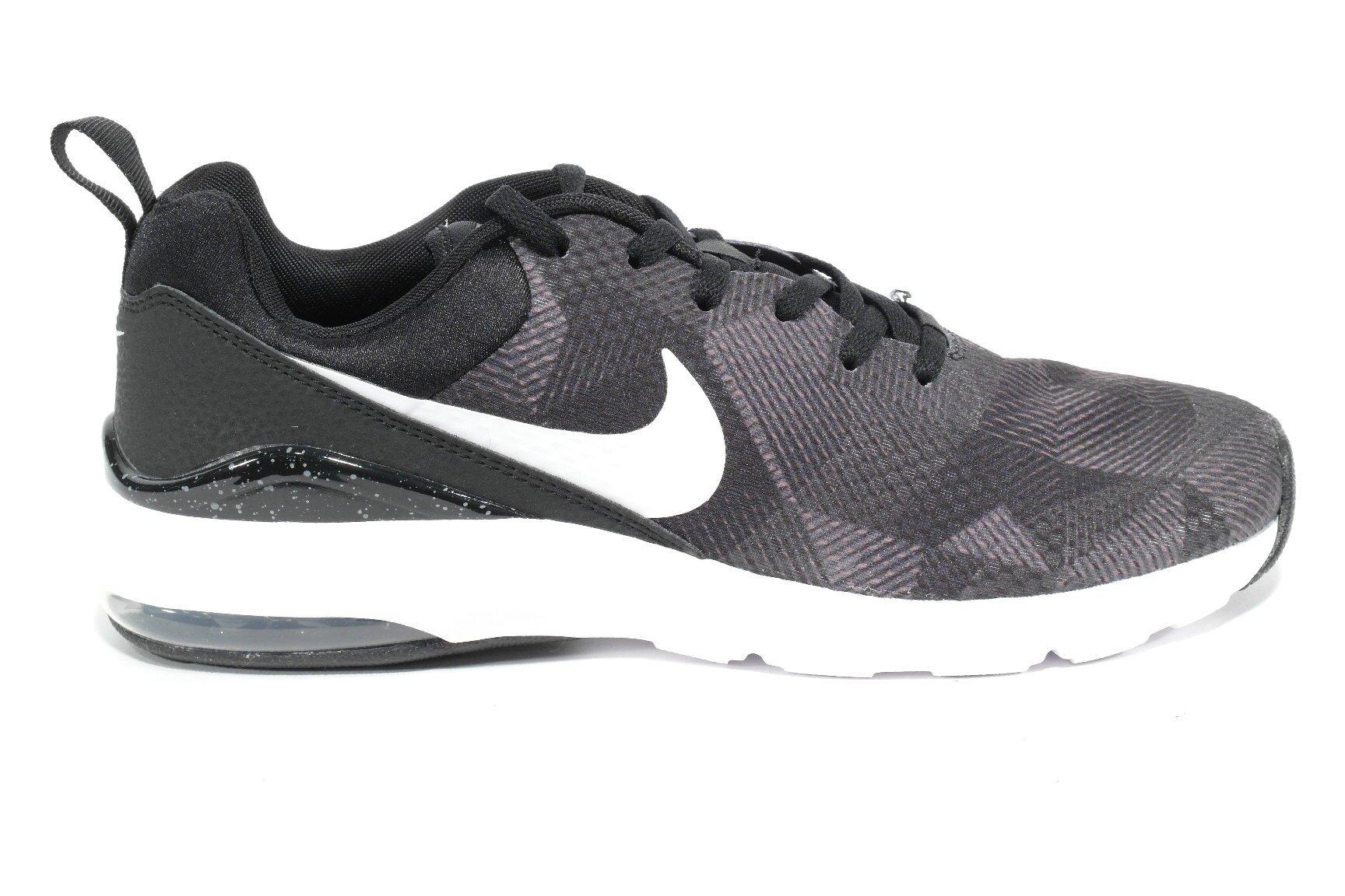 Nike Max Siren Heren sneakers zwart dessin ...