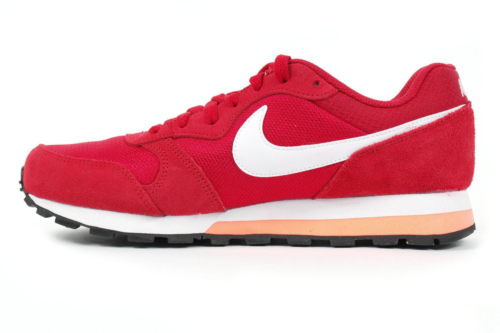 ... Nike MD Runner 2 Dames sneakers rood ...