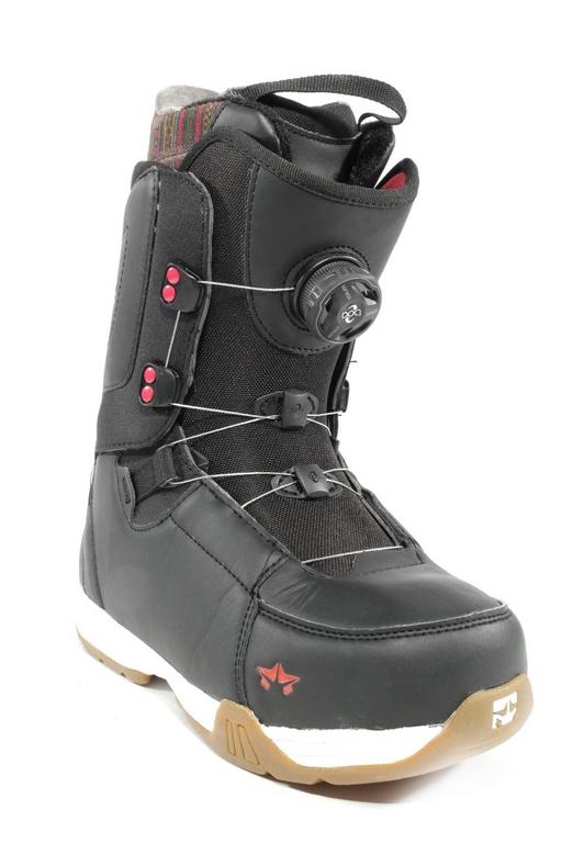 Rome Womens Inferno Dames snowboard schoenen zwart ...