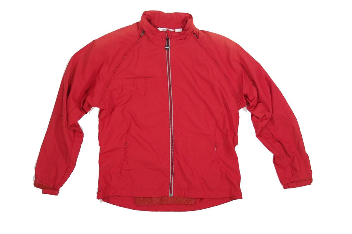 Afbeelding van Abacus 2301.050 +bw dames jas rood