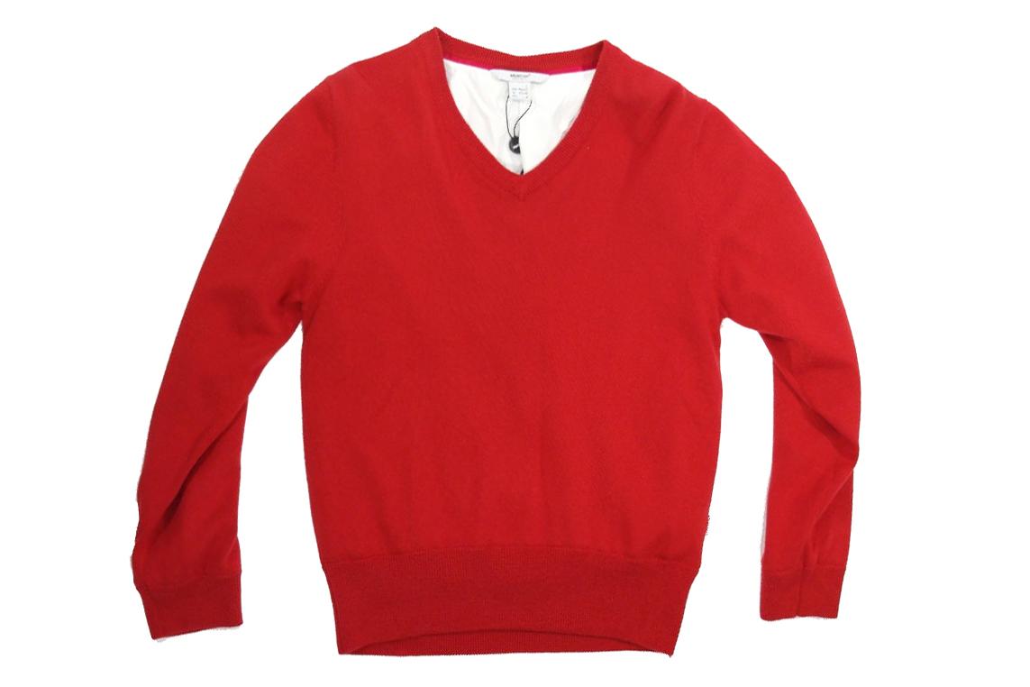 Afbeelding van Abacus 4385.050 +v dames golftrui rood