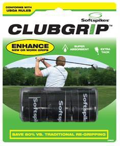 ACM Club Grip golf accessoires zwart