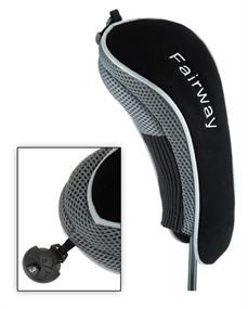 ACM Fairway Cover golf accessoires zwart