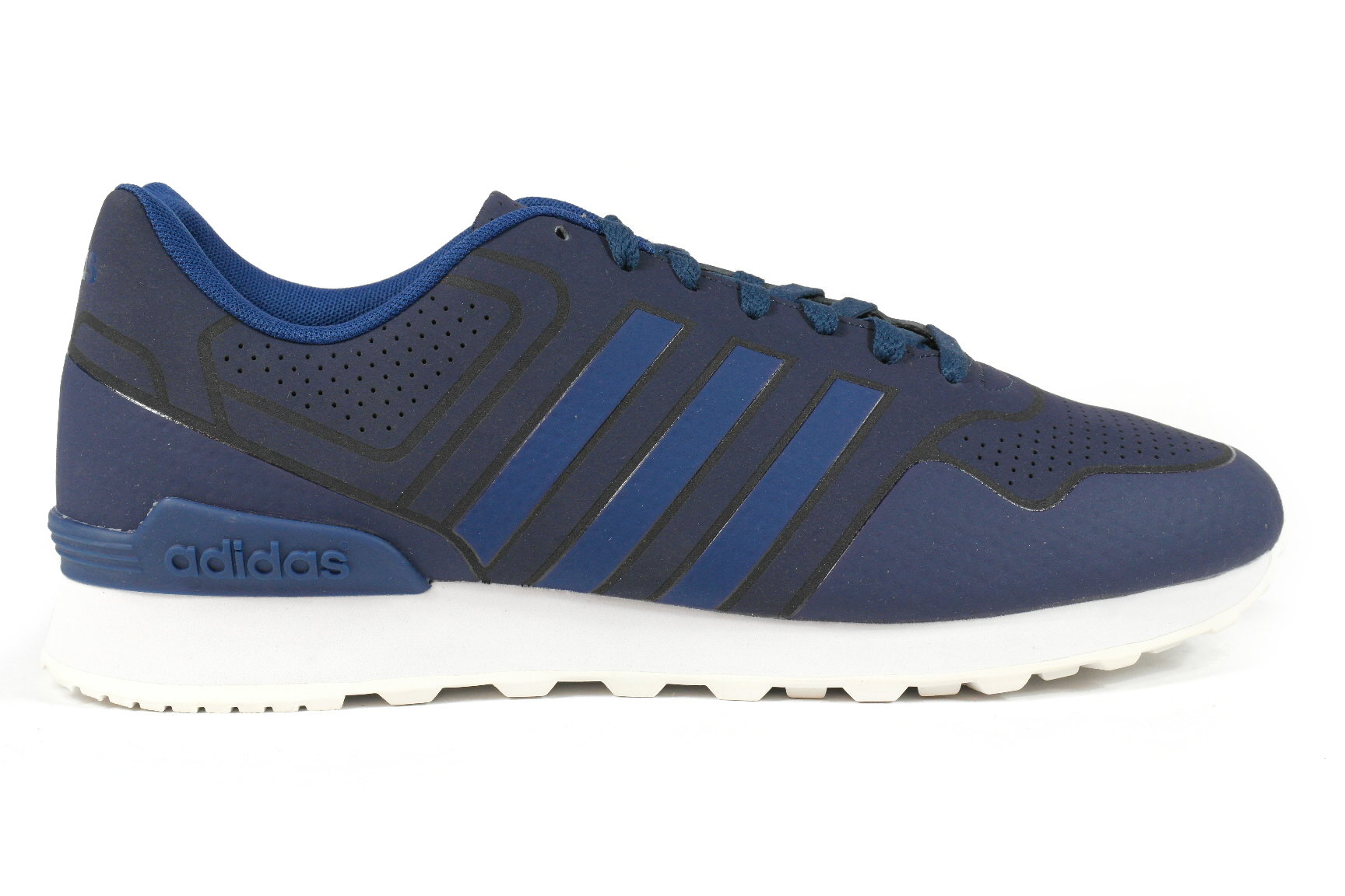 Afbeelding van Adidas 10K Heren sneakers marine