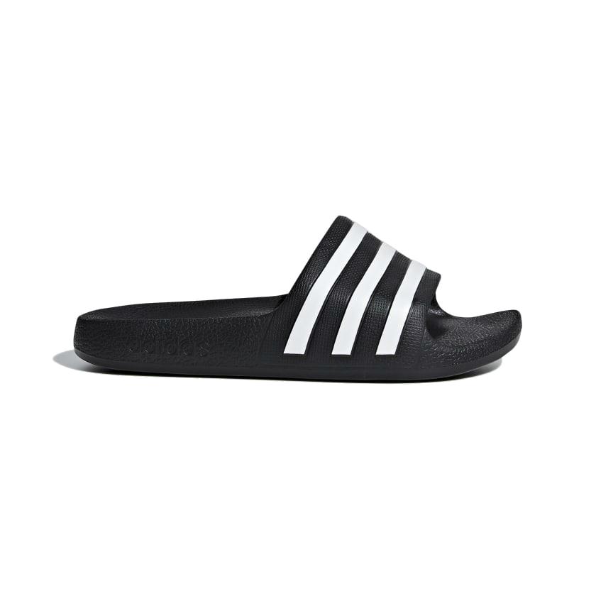 b407221e56f Slippers Sandalen Adilette Zwart Jongens amp; Adidas Aqua qTBtAtY