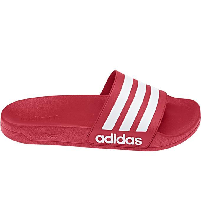 Adidas Adilette Scarlet Badslippers