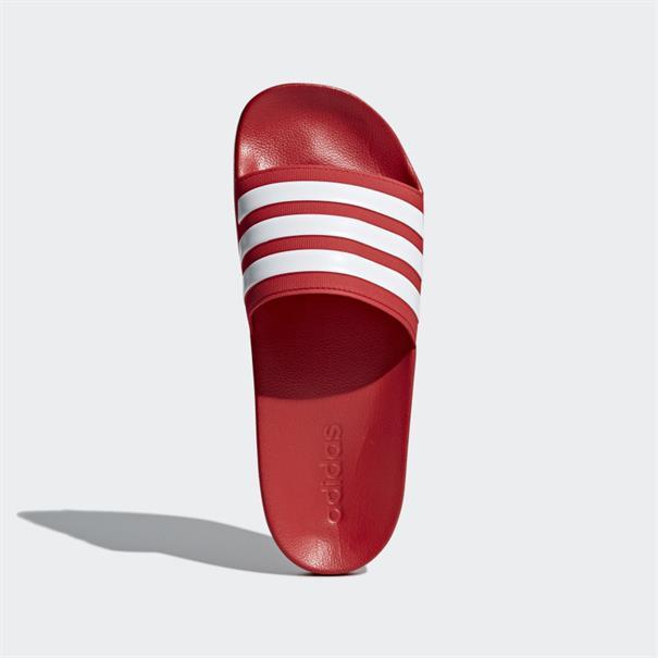 Adidas Adilette Scarlet badslippers rood