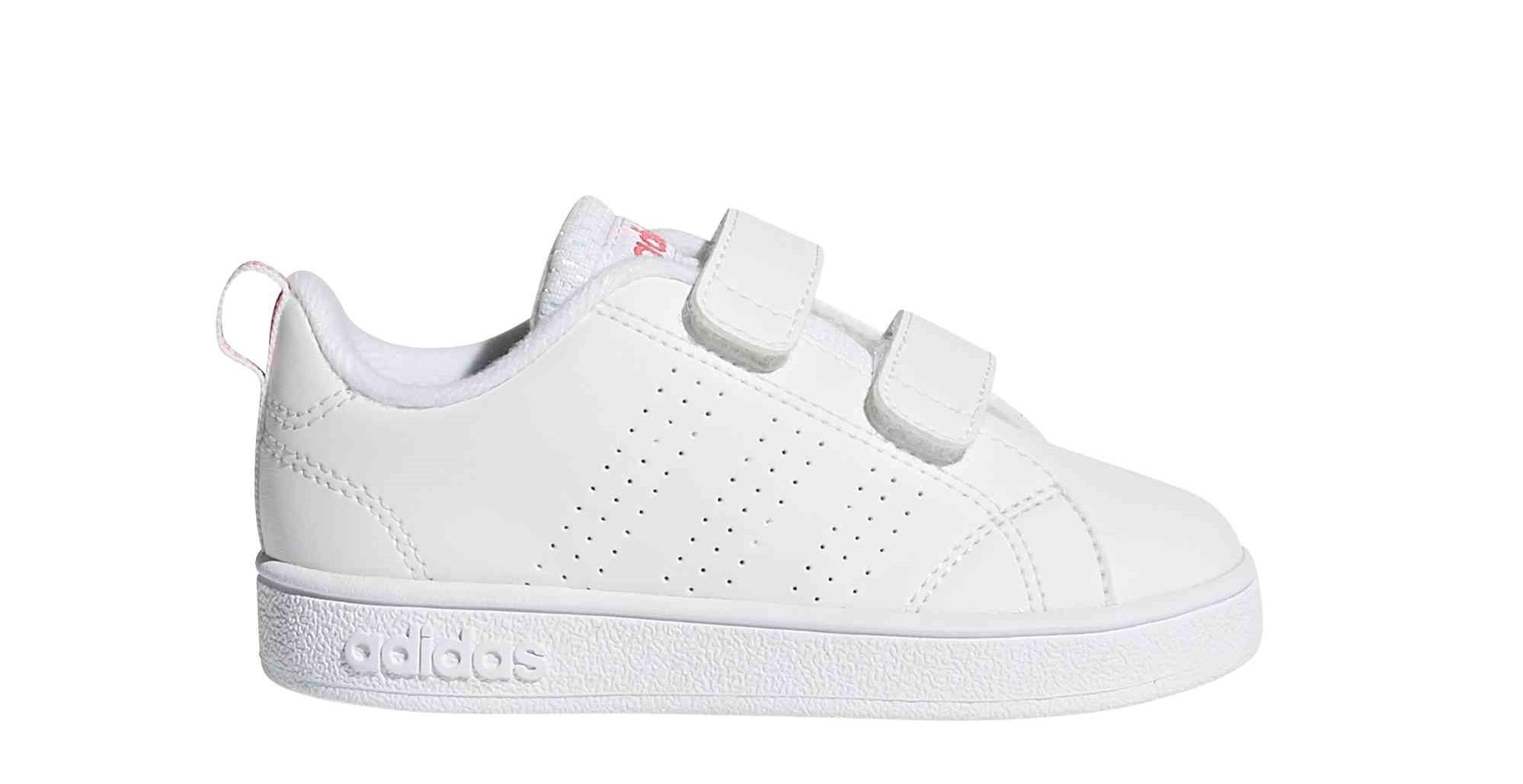 Adidas babysneaker groen en wit