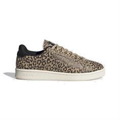 Adidas ADVANTAGE dames sneakers bruin dessin