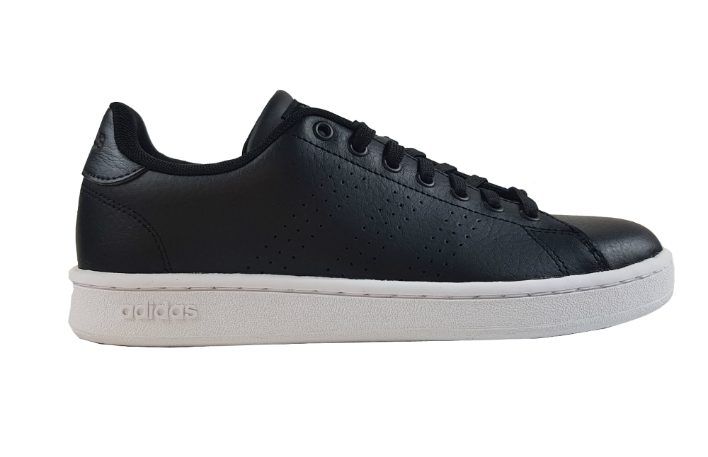 Adidas Advantage dames sneakers zwart
