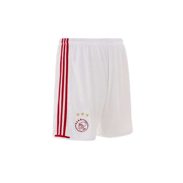 Adidas Ajax Home Shorty Junior voetbalbroekje