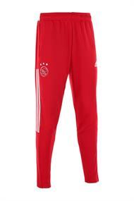 Adidas Ajax Trainingsbroek 2021/22 voetbalbroek (lang) rood