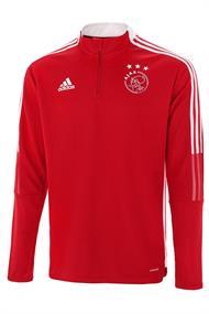 Adidas Ajax Trainingsweater 2021/22 sr. voetbalsweater rood