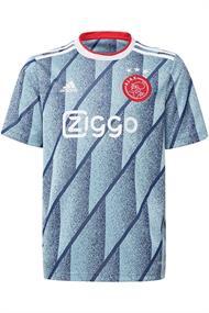 Adidas Ajax Uit Shirt heren voetbalshirt blauw