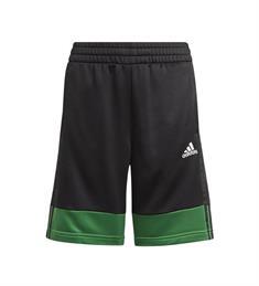 Adidas B.A.R 3S jongens sportshort groen