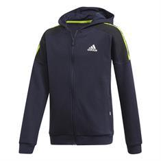 Adidas B BR Full Zip GE0906 junior voetbaltrui marine