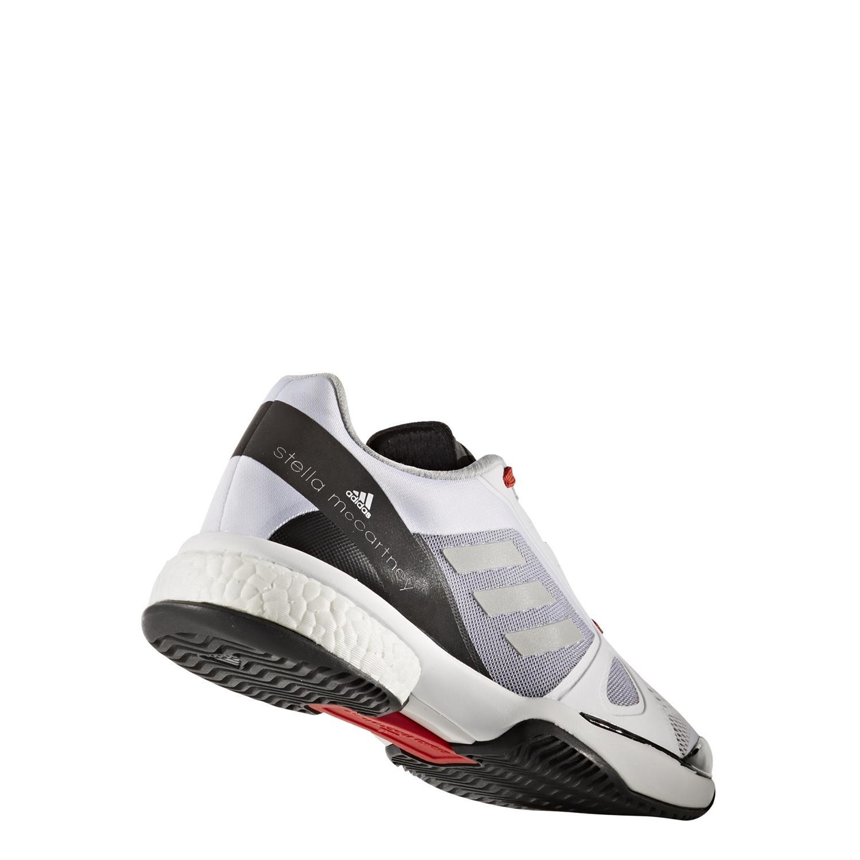 Les Chaussures De Sport Des Femmes Boost Barricade Adidas Blanc SAEUJpl9