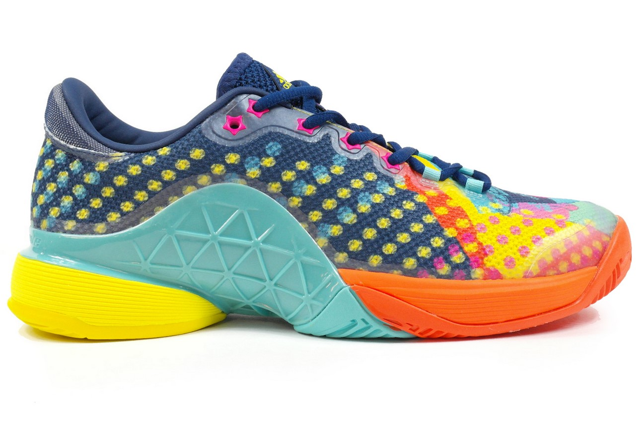 Adidas Barricade Pop Art Heren tennisschoenen