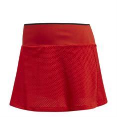 ADIDAS Barricade Skirt dames tennisrokje rood