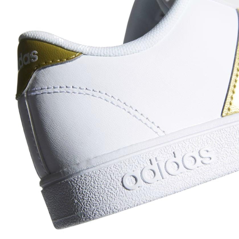 online store e1c42 077e1 ... Adidas Baseline Meisjes schoenen WIT