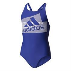 Adidas Bts Per Log meisjes badpak blauw