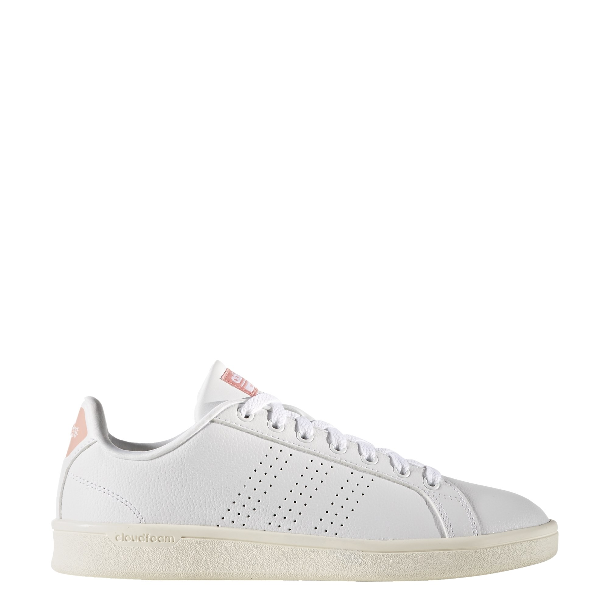 adidas cloudfoam dames wit