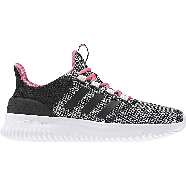 697ae92be07 ADIDAS Cloudfoam Ultimate meisjes schoenen antraciet