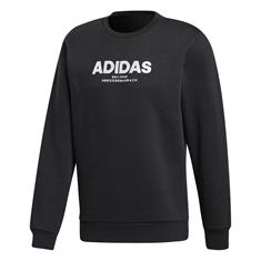 ADIDAS Cz9075 heren sportsweater zwart