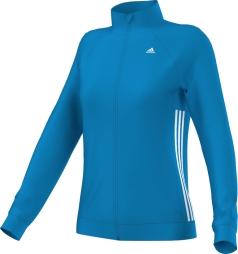 ADIDAS D89755 dames sportsweater aqua-azur