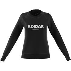ADIDAS dames sportsweater zwart