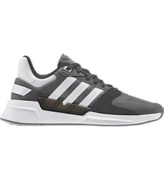 Adidas EF0584 Run90S heren sneakers antraciet