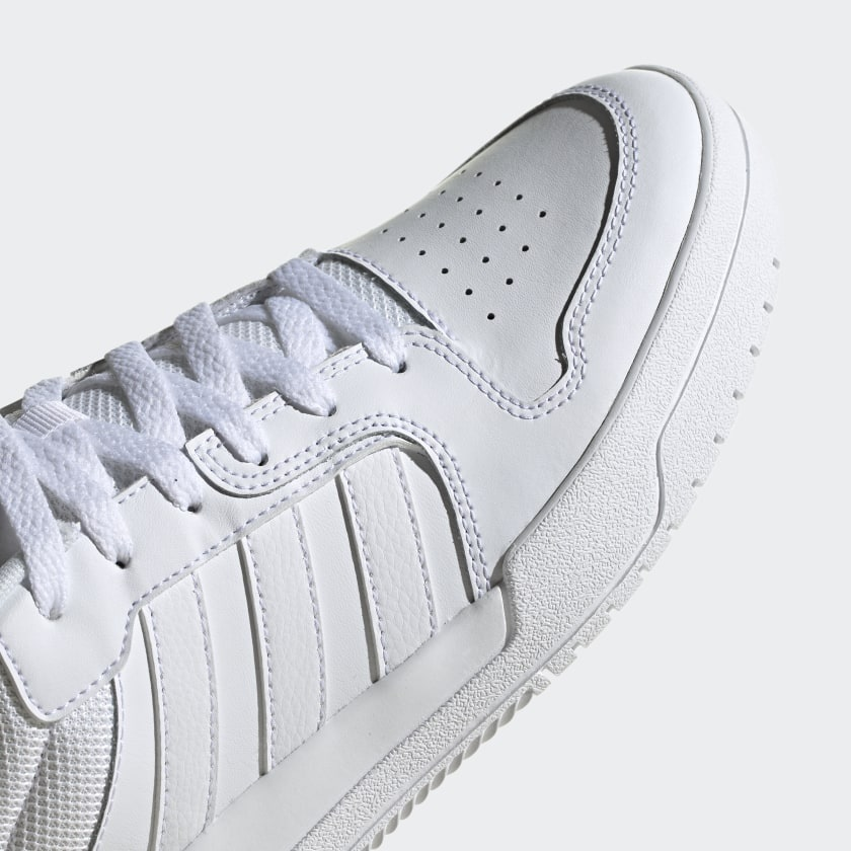 Adidas Entrap heren sneakers wit
