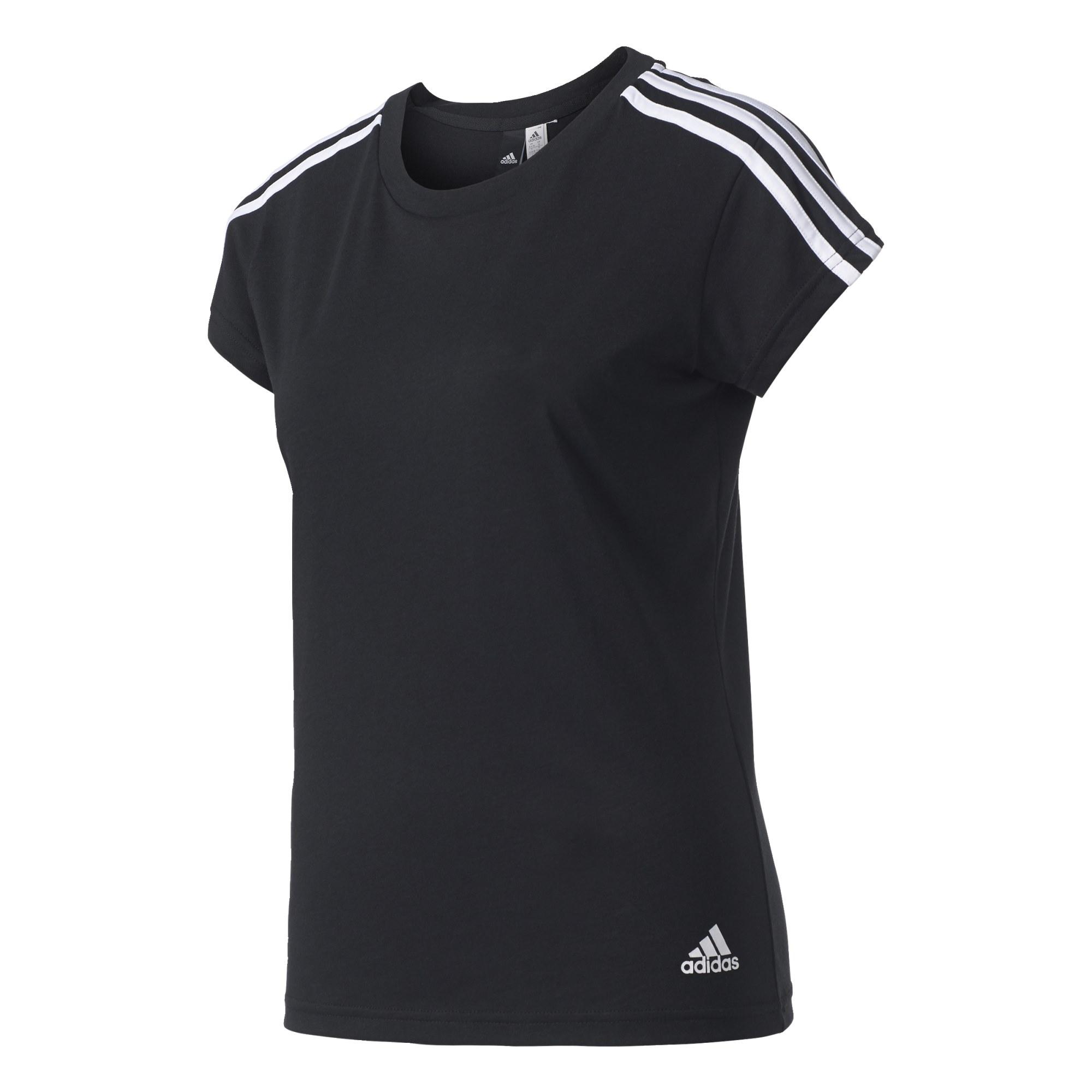 Adidas Ess 3S Slim Tee Dames sportshirt