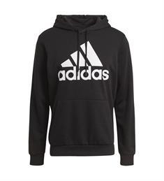 Adidas Essential Big Logo heren casual sweater zwart