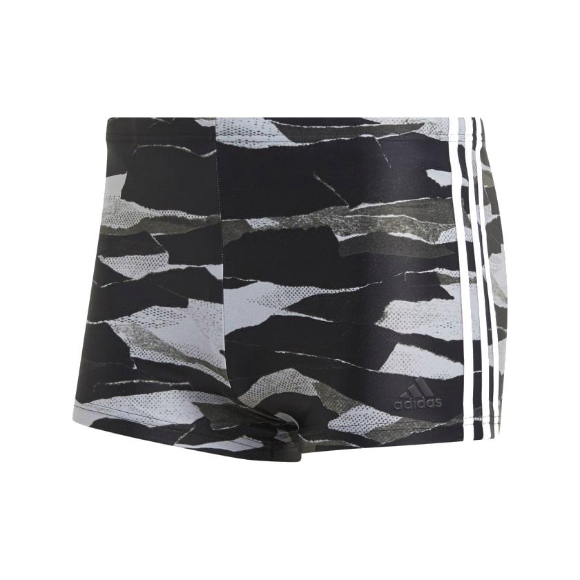 Zwembroek Zwart.Adidas Fit Bx Heren Zwembroek Zwart Van Zwembroeken