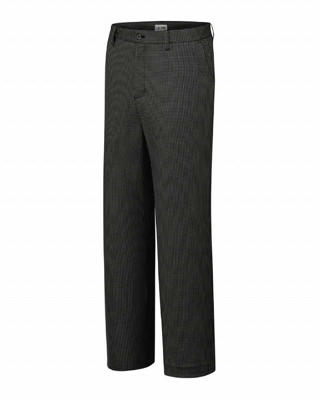 Adidas Golf Mini Check Pant Heren golfbroek