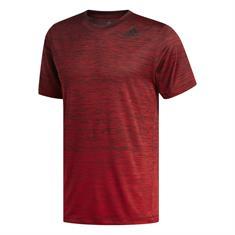 Adidas Gradient Tee heren sportshirt rood