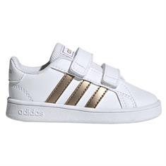 Adidas Grand Court I baby meisjesschoenen wit
