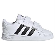 Adidas Grand Court I baby schoenen wit