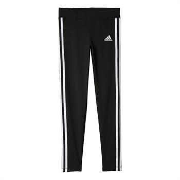 Adidas GU 3S Tight Meisjes tight ZWART