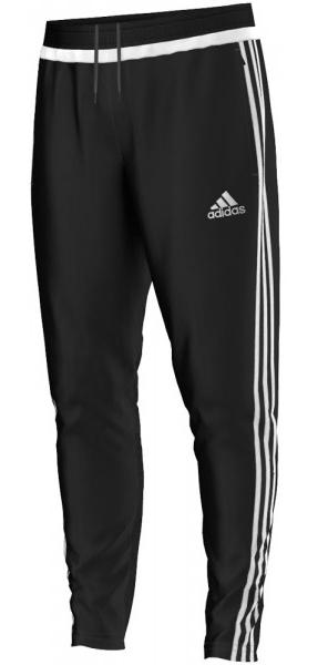 Adidas  Hele Witte Strepen Heren Sportbroek kopen in de aanbieding